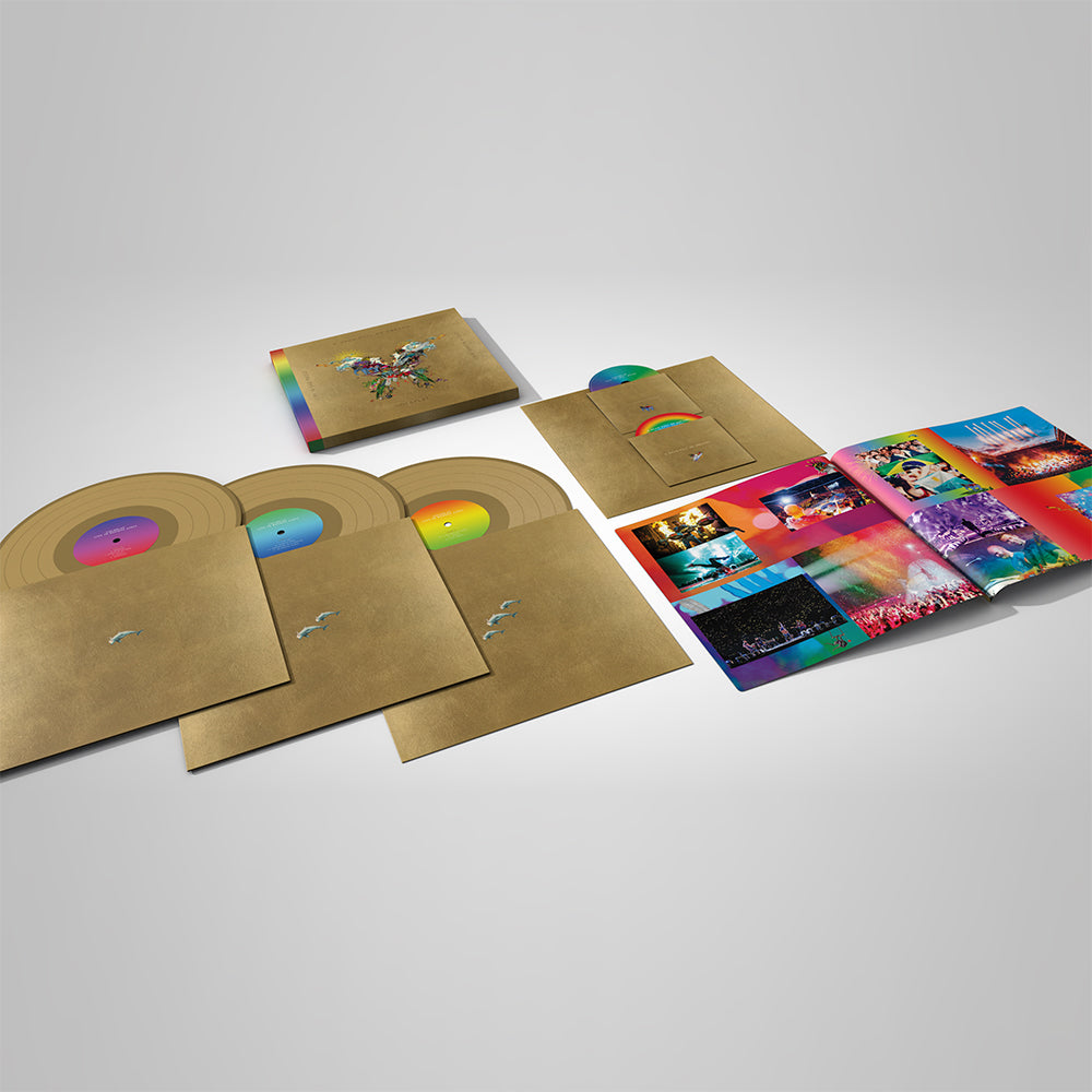 Live In Buenos Aires / Live In Sao Paulo / A Head Full Of Dreams (3LP/2DVD)