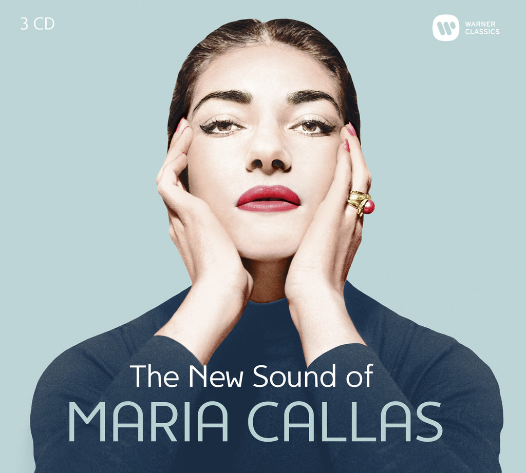 The New Sound Of Maria Callas (3CD)