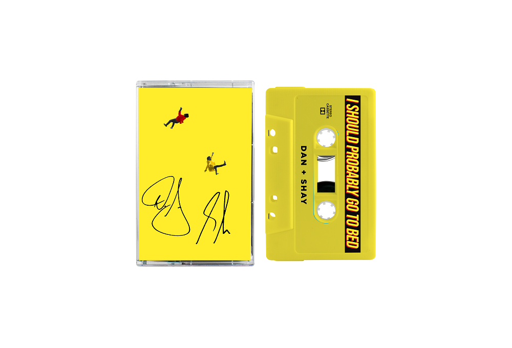 I Should Probably Go To Bed (Signed Cassette)