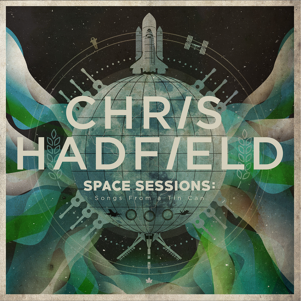 Space Sessions Songs From A Tin Can (CD)