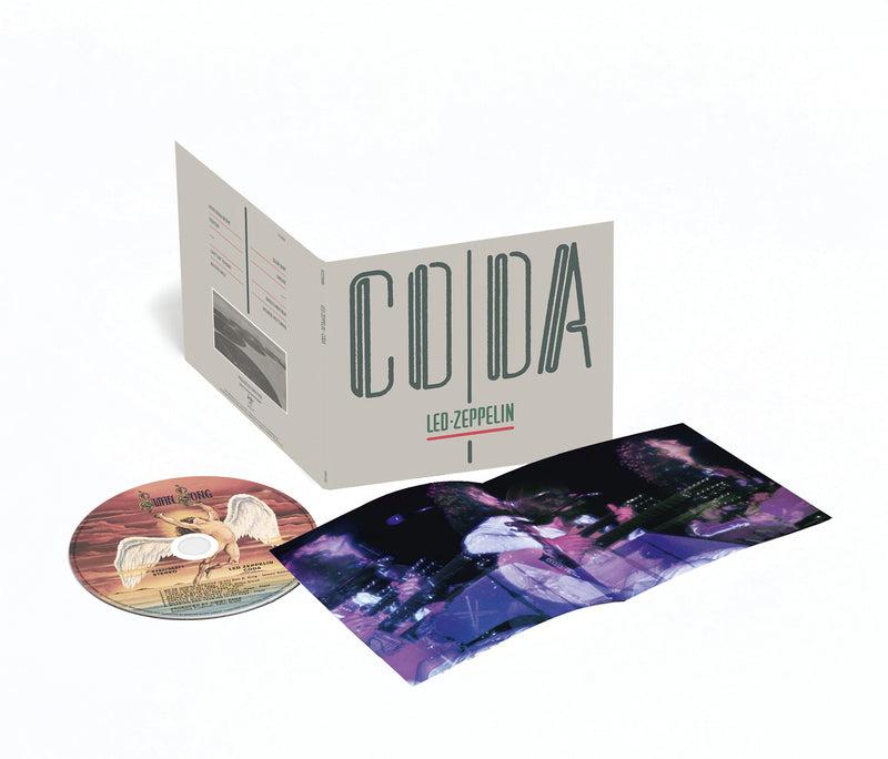 Coda (Remastered CD)