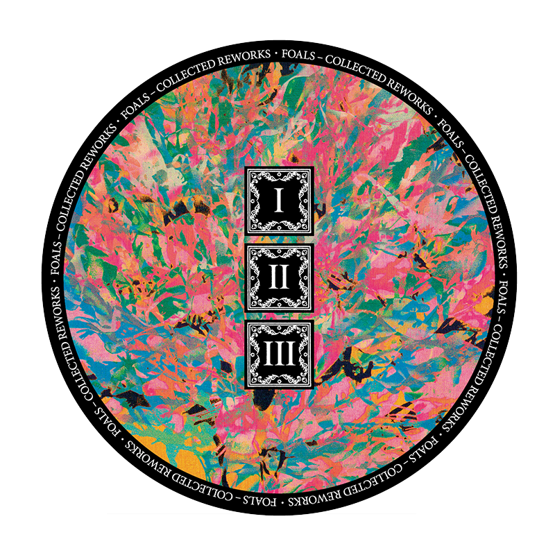 Collected Reworks Slipmat