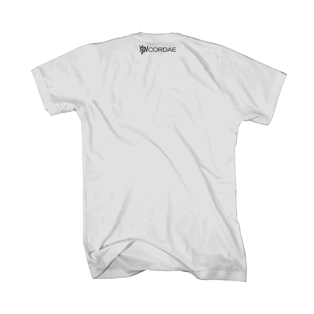 Direction Sign T-shirt (White) + Digital Album