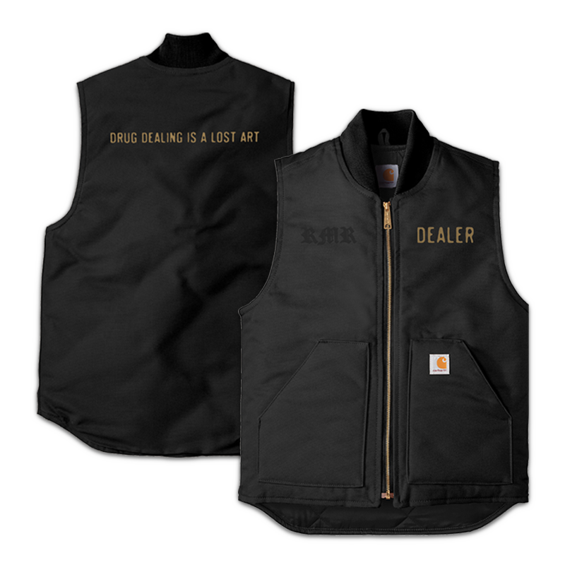 DEALER Carhartt Vest + Digital Download