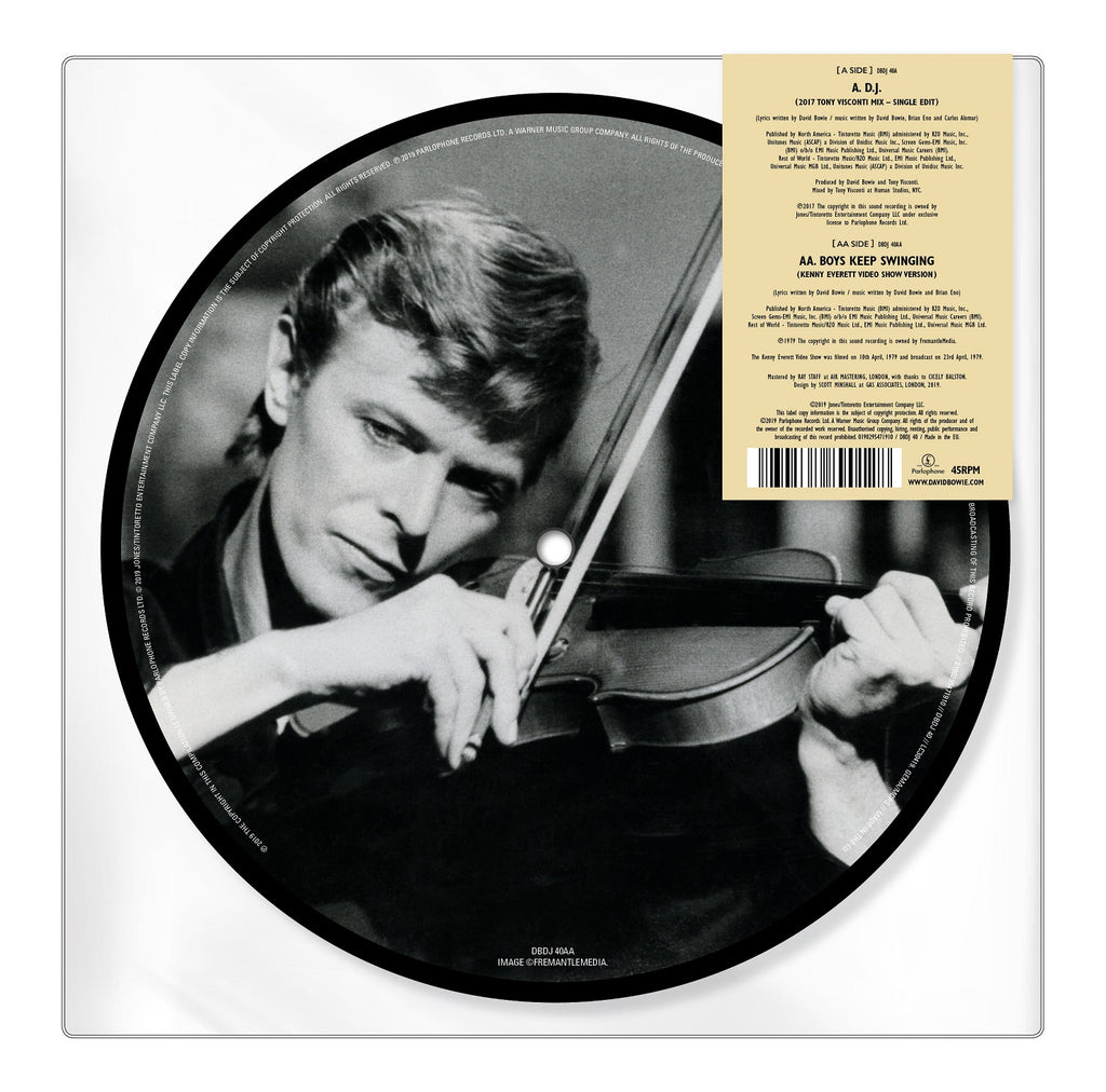 "D.J. (Limited Edition 40th Anniversary 7"" Picture Disc)"