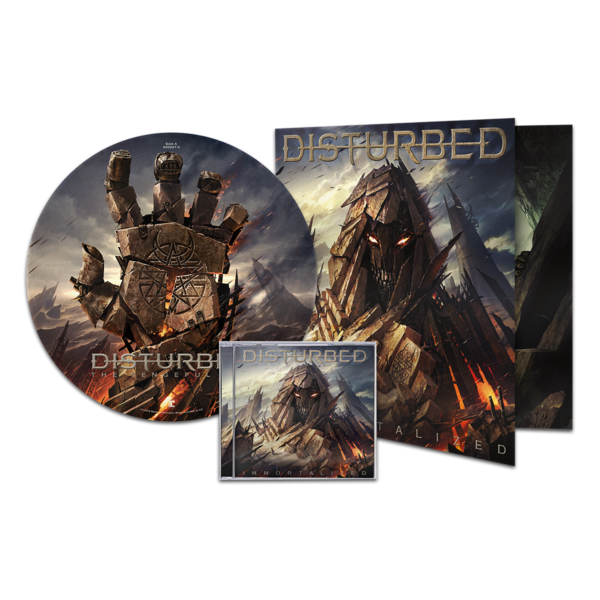 Immortalized (Deluxe Bundle)
