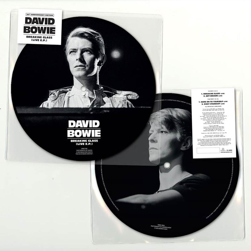 "Breaking Glass EP (7"" Picture Disc)"