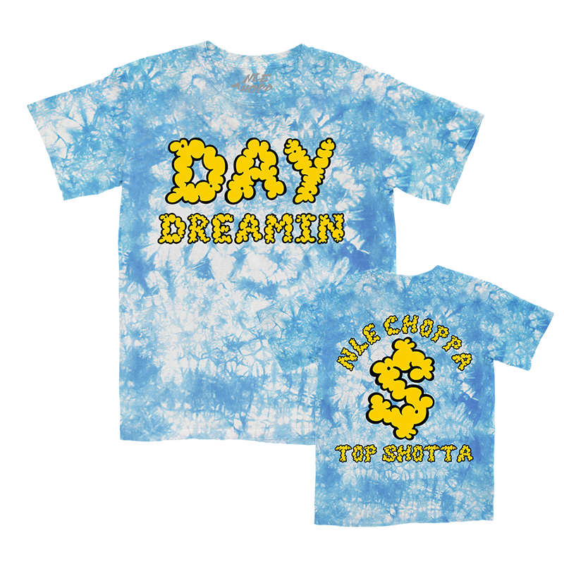 Day Dreamin Tie Dye T-Shirt + Digital Download