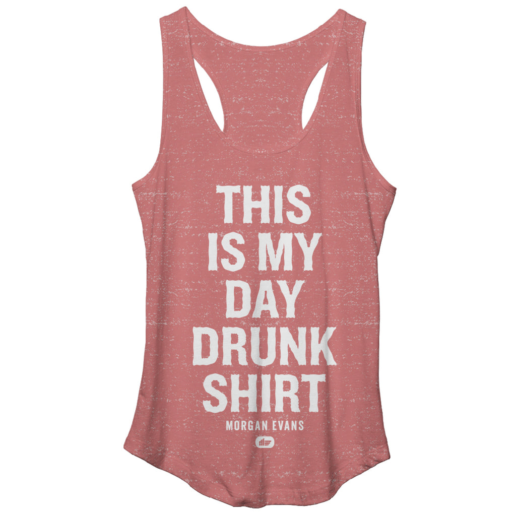 Day Drunk Racerback Tank