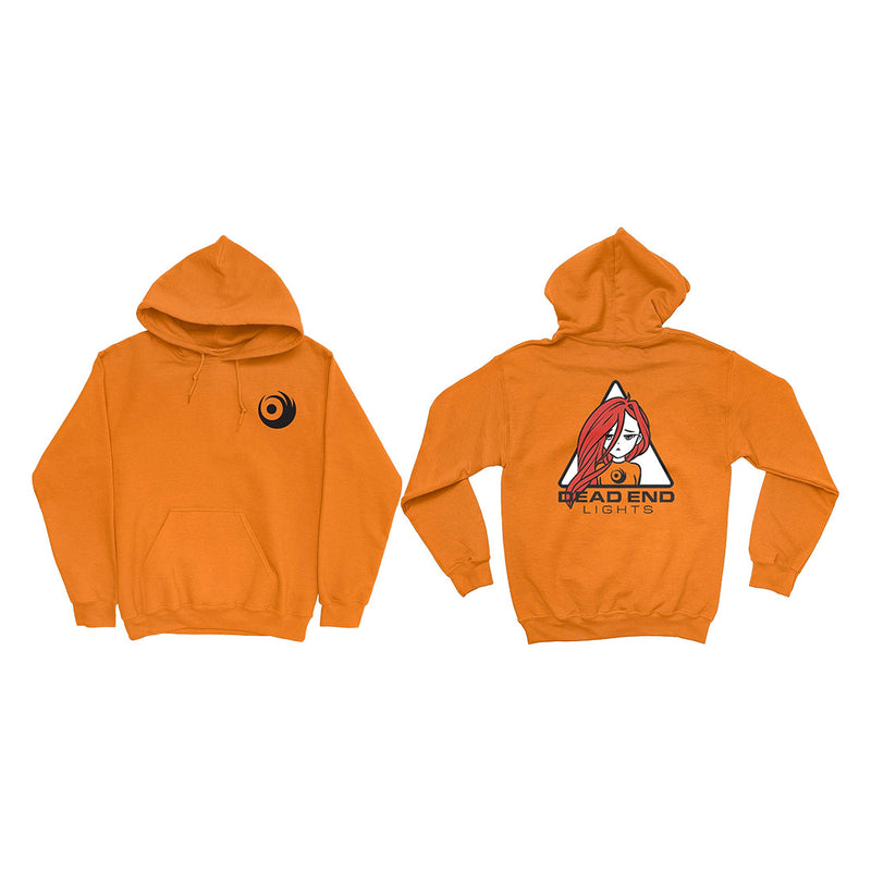 Limited Edition Dead End Orange Hoodie