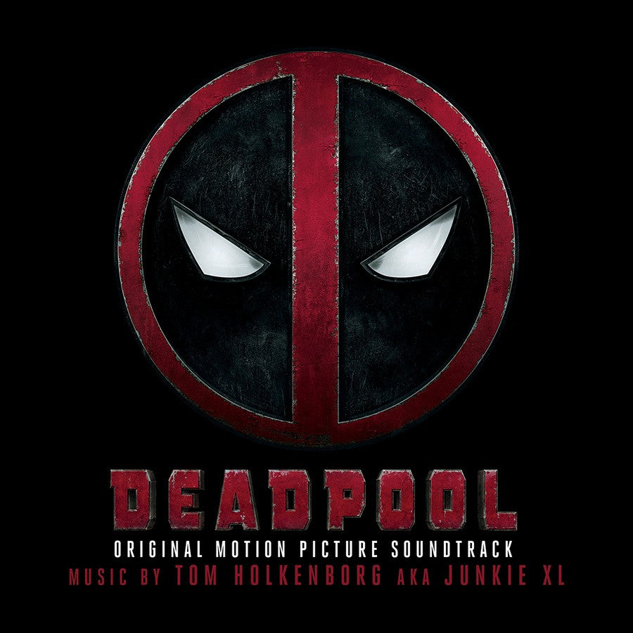 Deadpool - Original Motion Picture Soundtrack (CD)