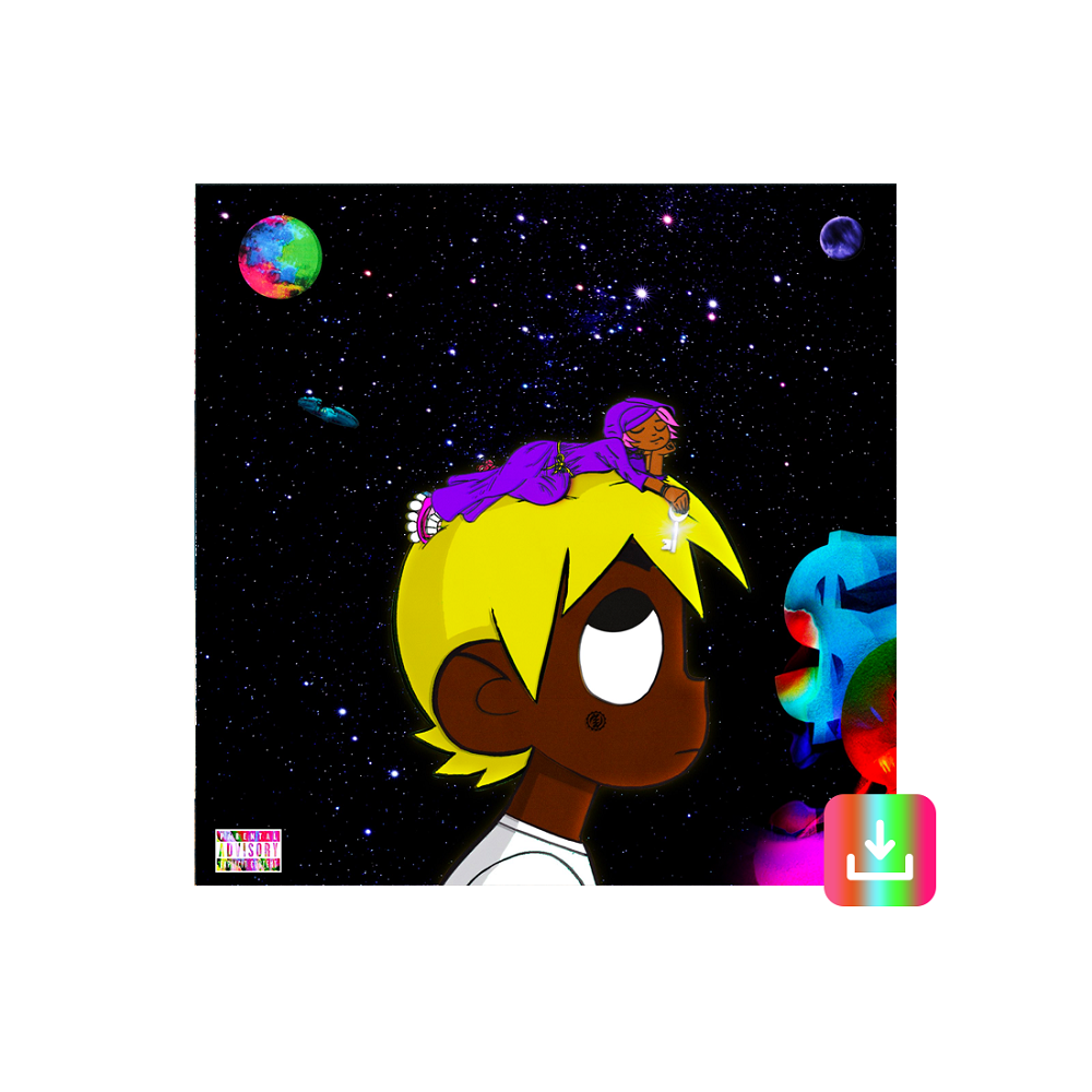 Eternal Atake (Deluxe) - LUV vs. The World 2 Digital Album