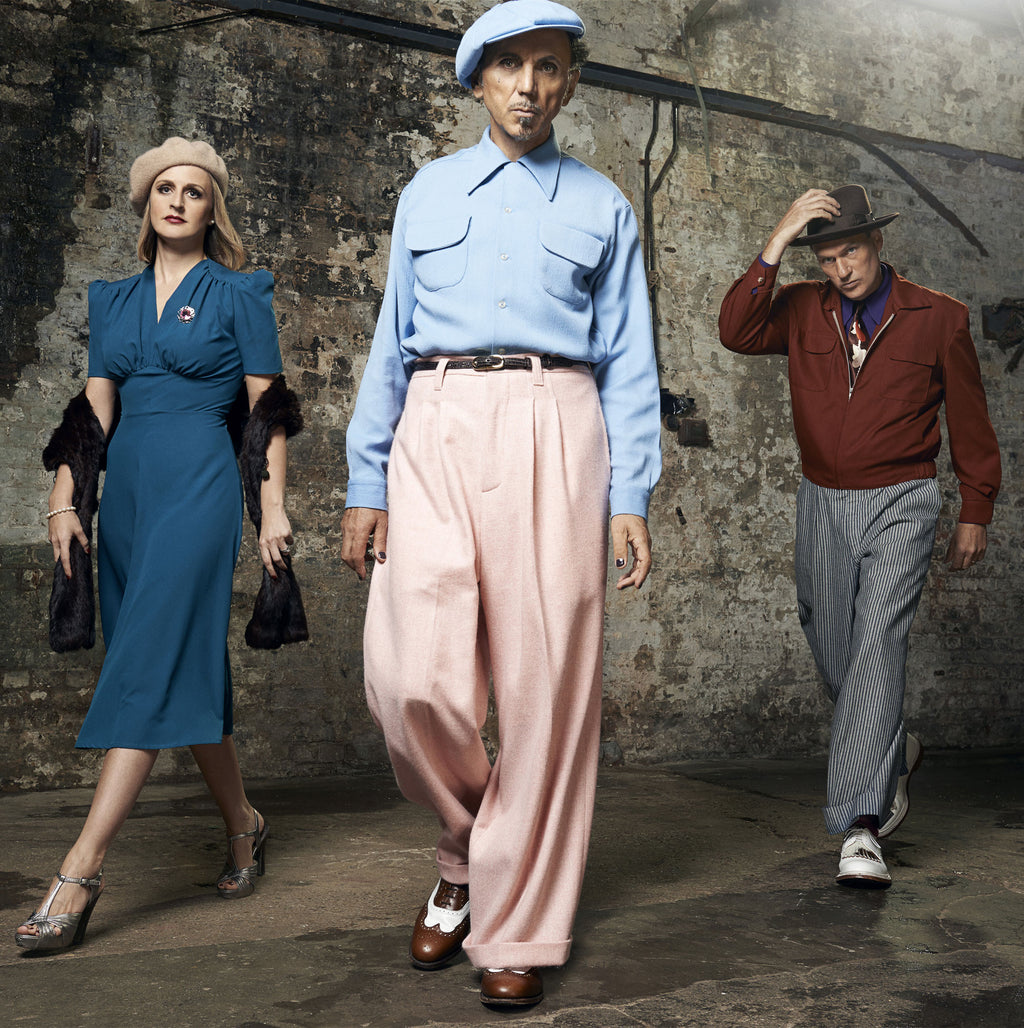 Let The Record Show Dexys Do Irish & Country Soul Tracklist (CD)