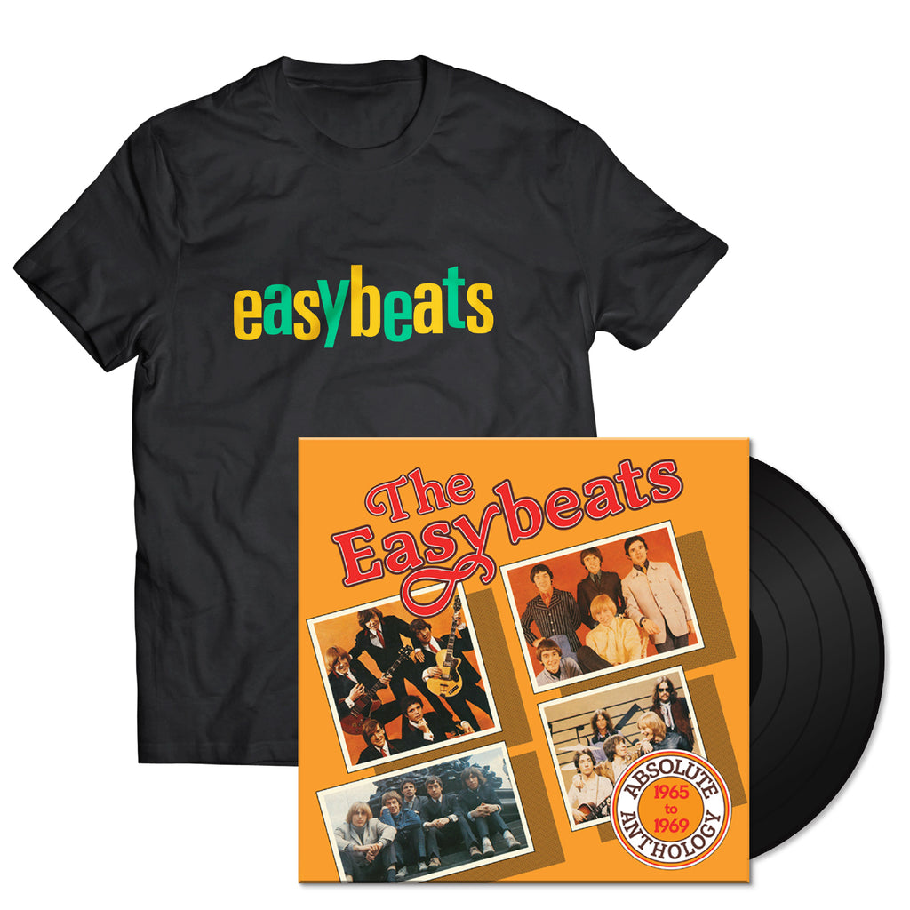 Absolute Anthology 1965 - 1969 (Vinyl / T-Shirt Black)