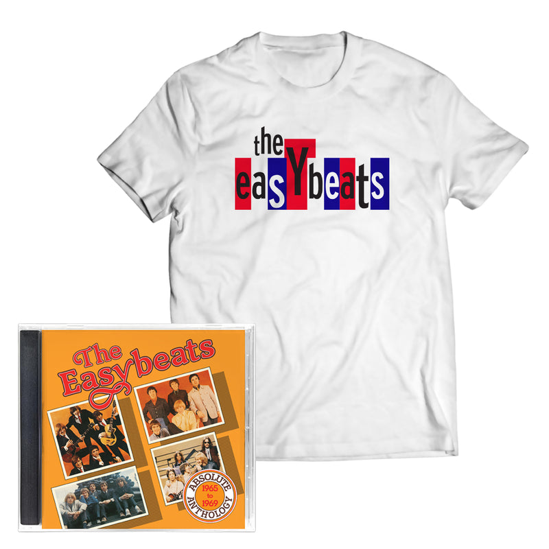 Absolute Anthology 1965 - 1969 - (CD / White T-Shirt)
