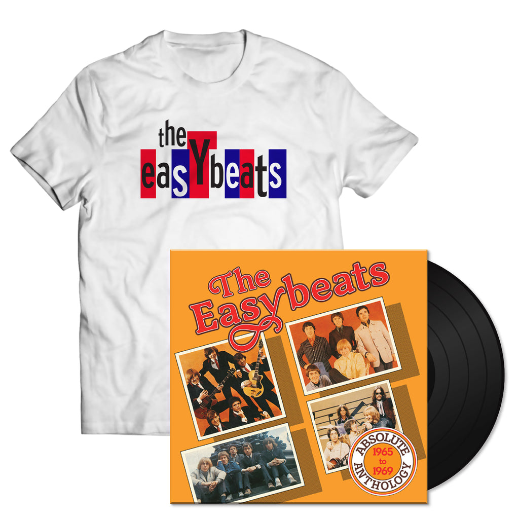 Absolute Anthology 1965 - 1969 (Vinyl / T-Shirt White)