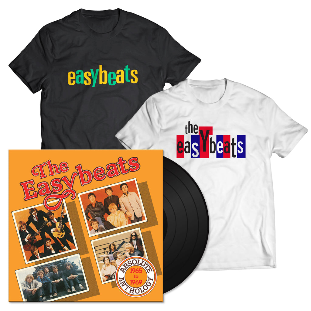 Absolute Anthology 1965 - 1969 (Vinyl / 2 x T-Shirts)
