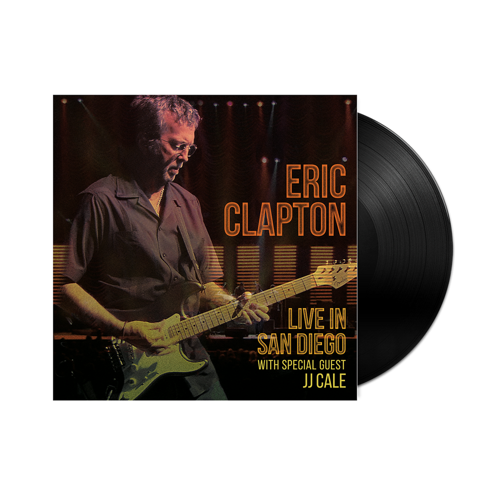 "Live In San Diego (With Special Guest JJ Cale) - 12"" Vinyl"