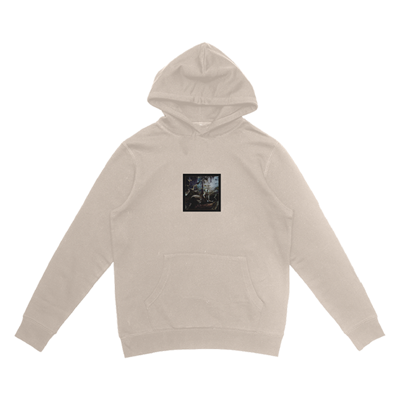 FOC Cover Ivory Hoodie + FEET OF CLAY Download