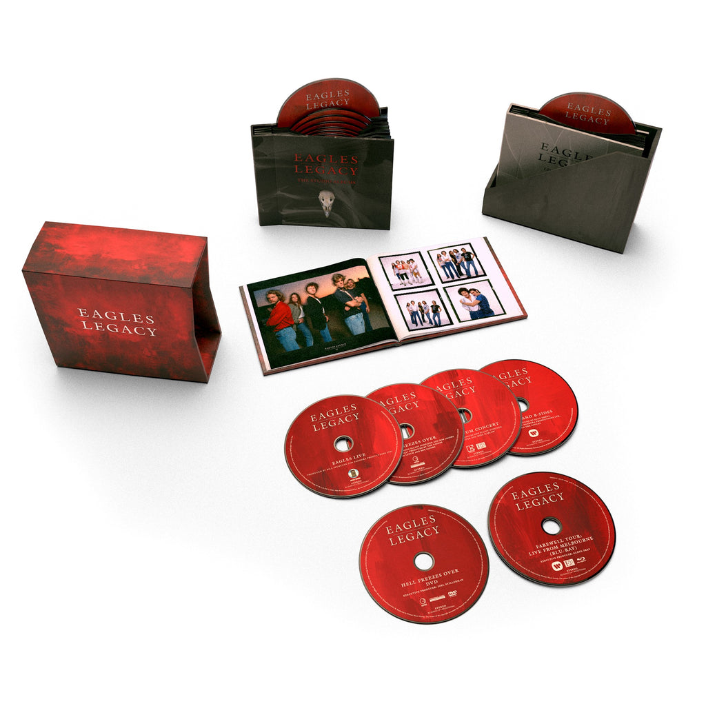 Legacy (CD Box Set)