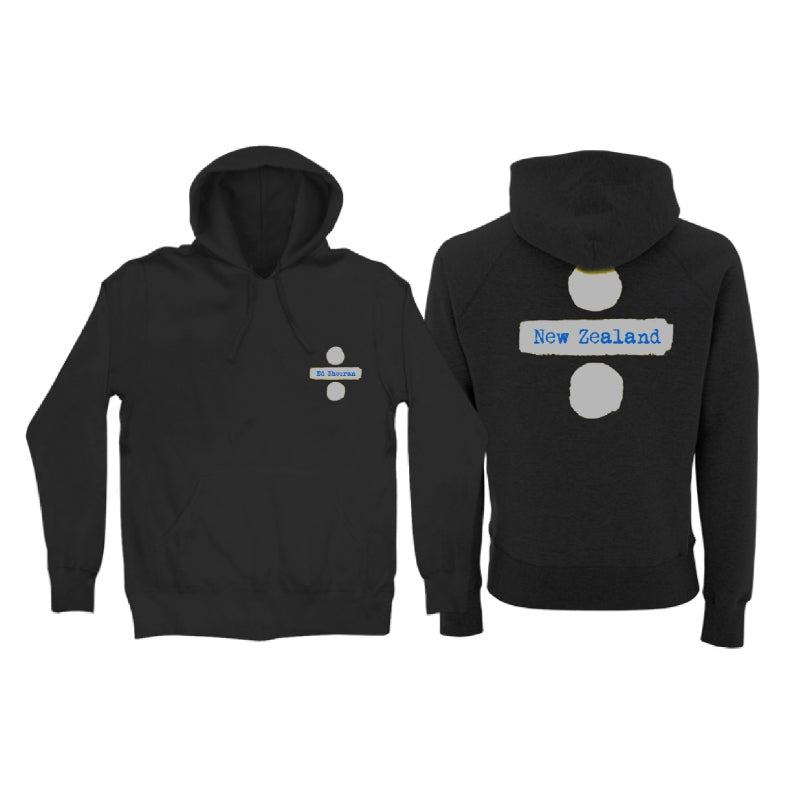 New Zealand Divide Hoodie