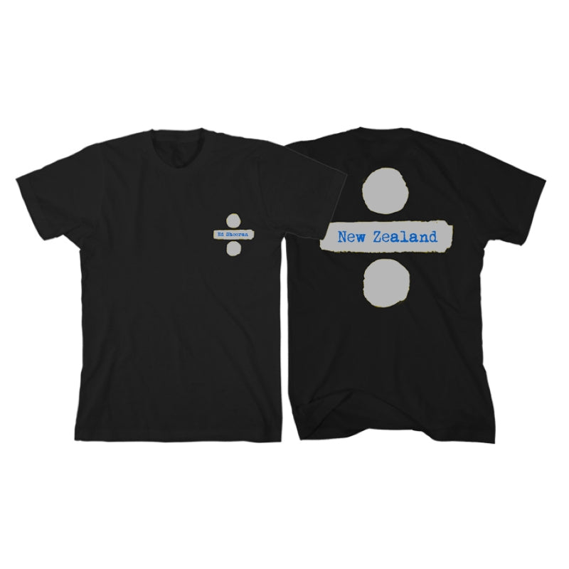 New Zealand Divide Pocket T-Shirt