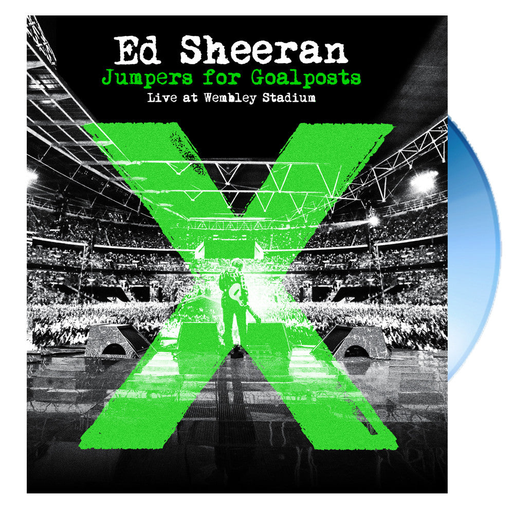 Jumpers For Goalposts Live at Wembley Stadium (Blu-Ray)