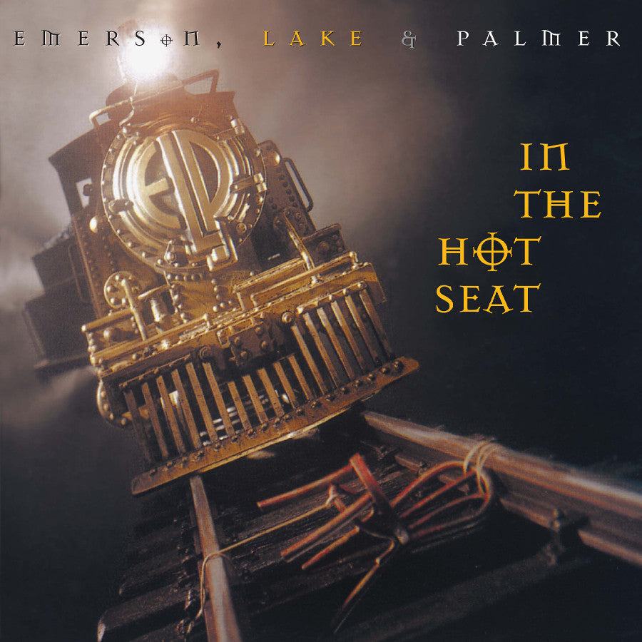 In The Hot Seat (2LP)