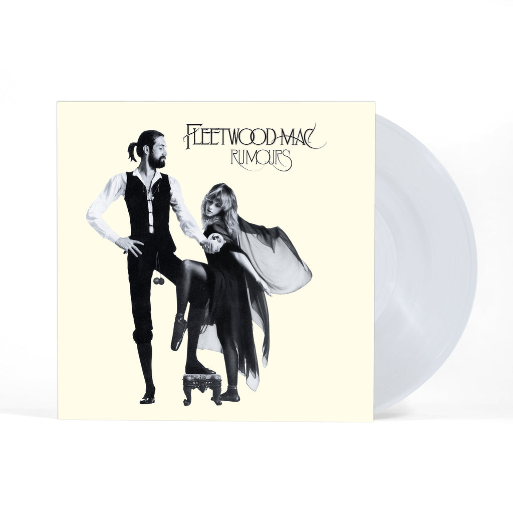 Rumours (Clear Coloured Vinyl)
