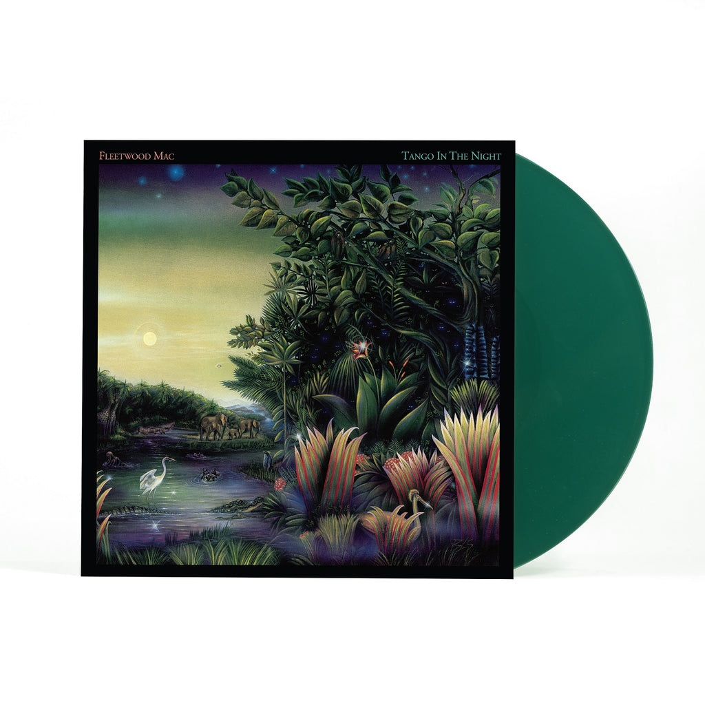 Tango In The Night (Green Coloured Vinyl)