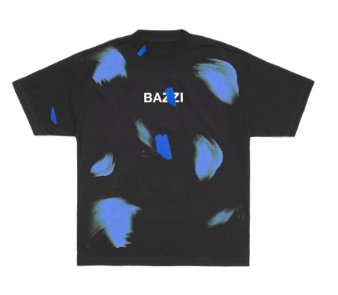 SS'19 Focus Faces T-Shirt Bazzi
