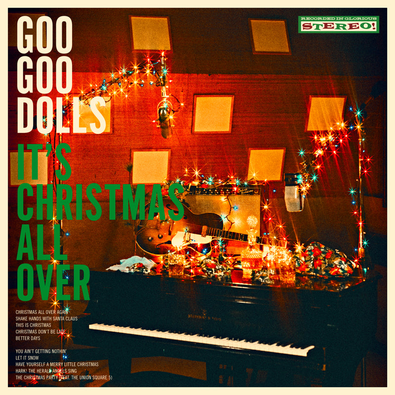 It's Christmas All Over (CD)