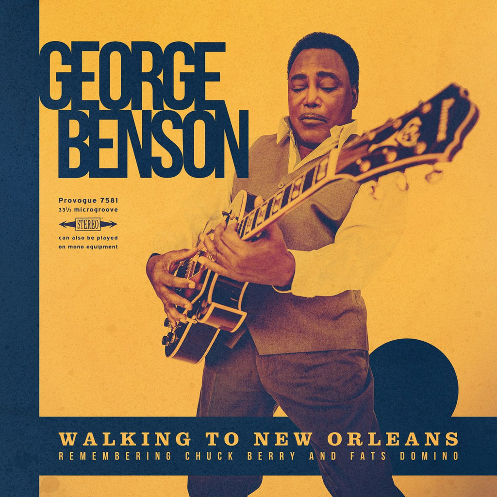 Walking To New Orleans (Vinyl)