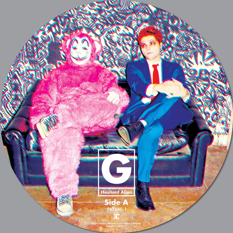 Hesitant Alien (Picture Disc Vinyl)