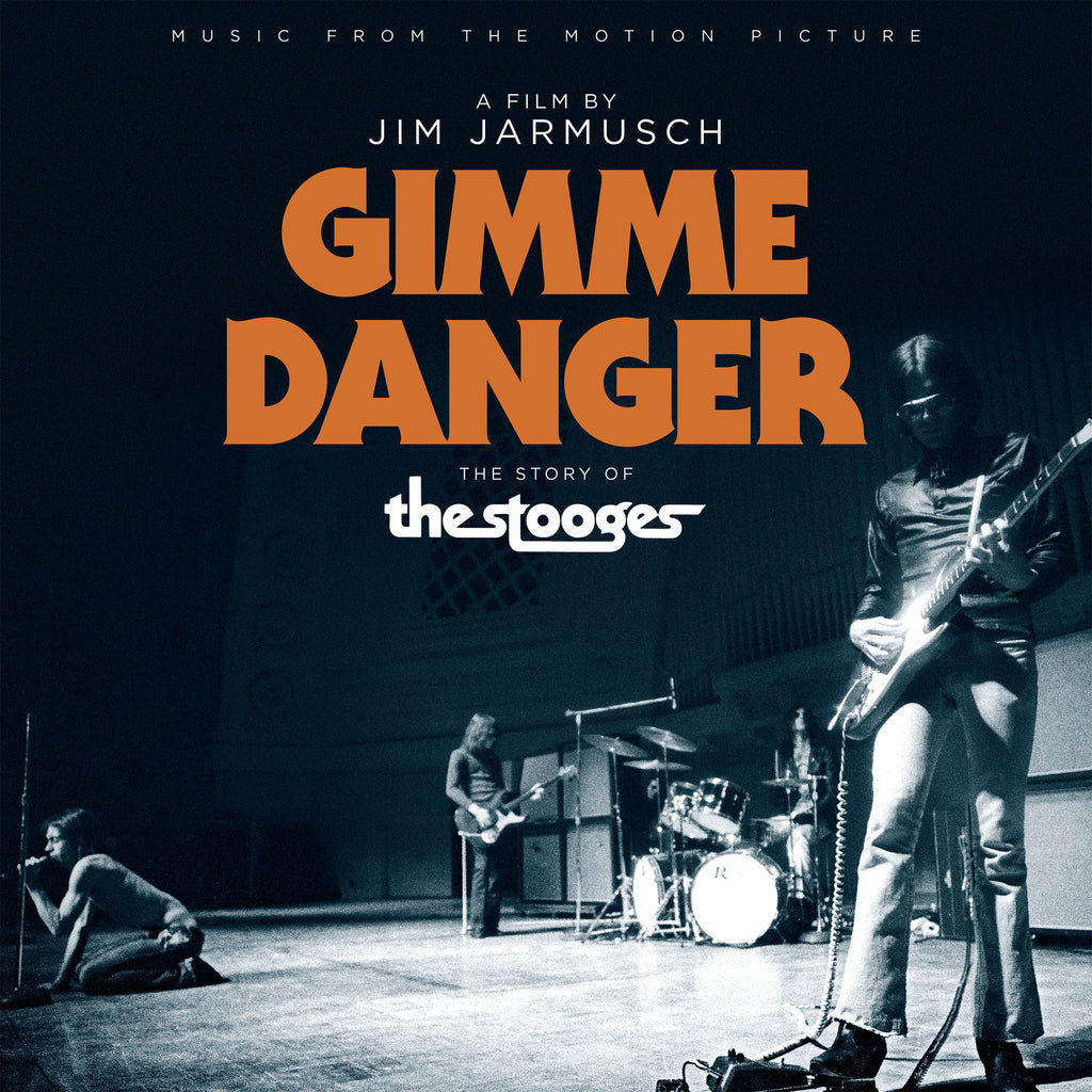 Gimme Danger (The Story Of The Stooges) - LP