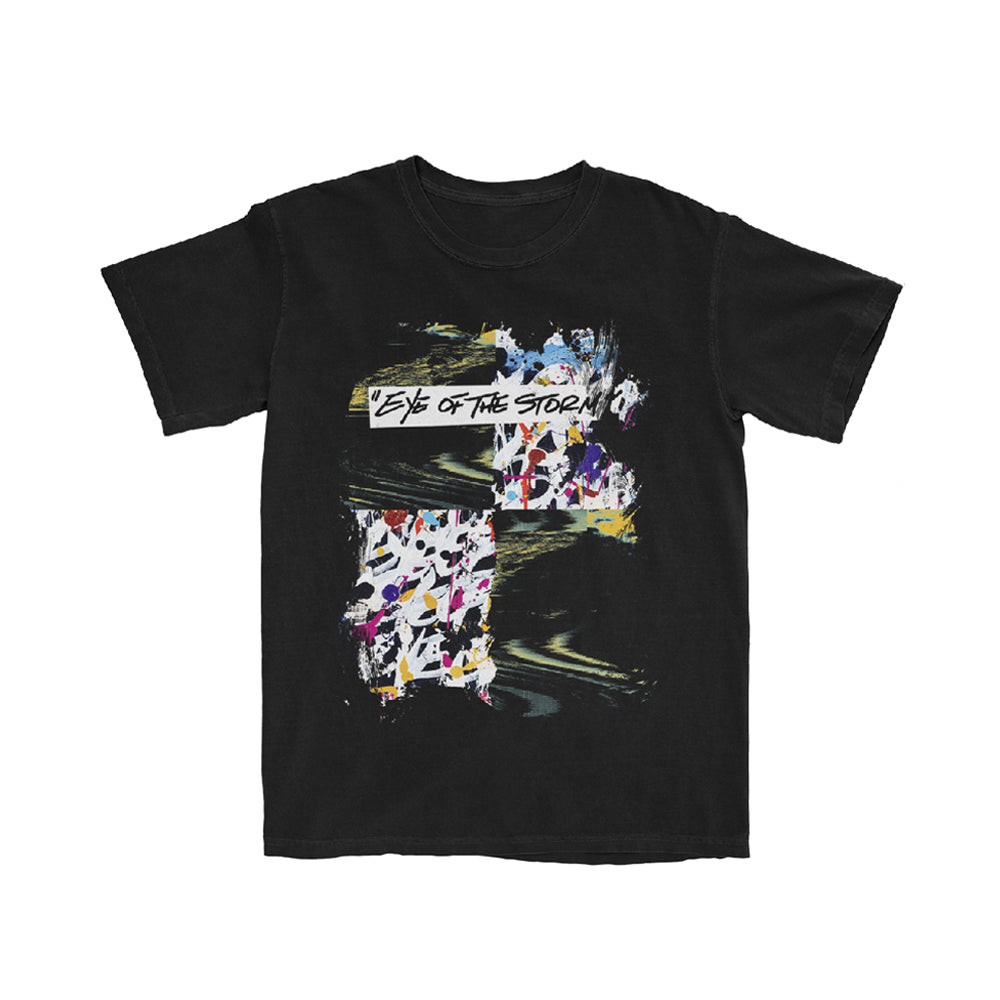 Glitchy Painting Tour T-Shirt