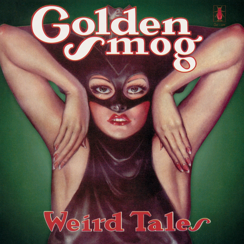Weird Tales (Green Vinyl)