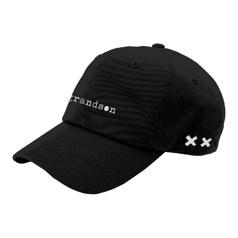 Typewriter Logo Dad Hat