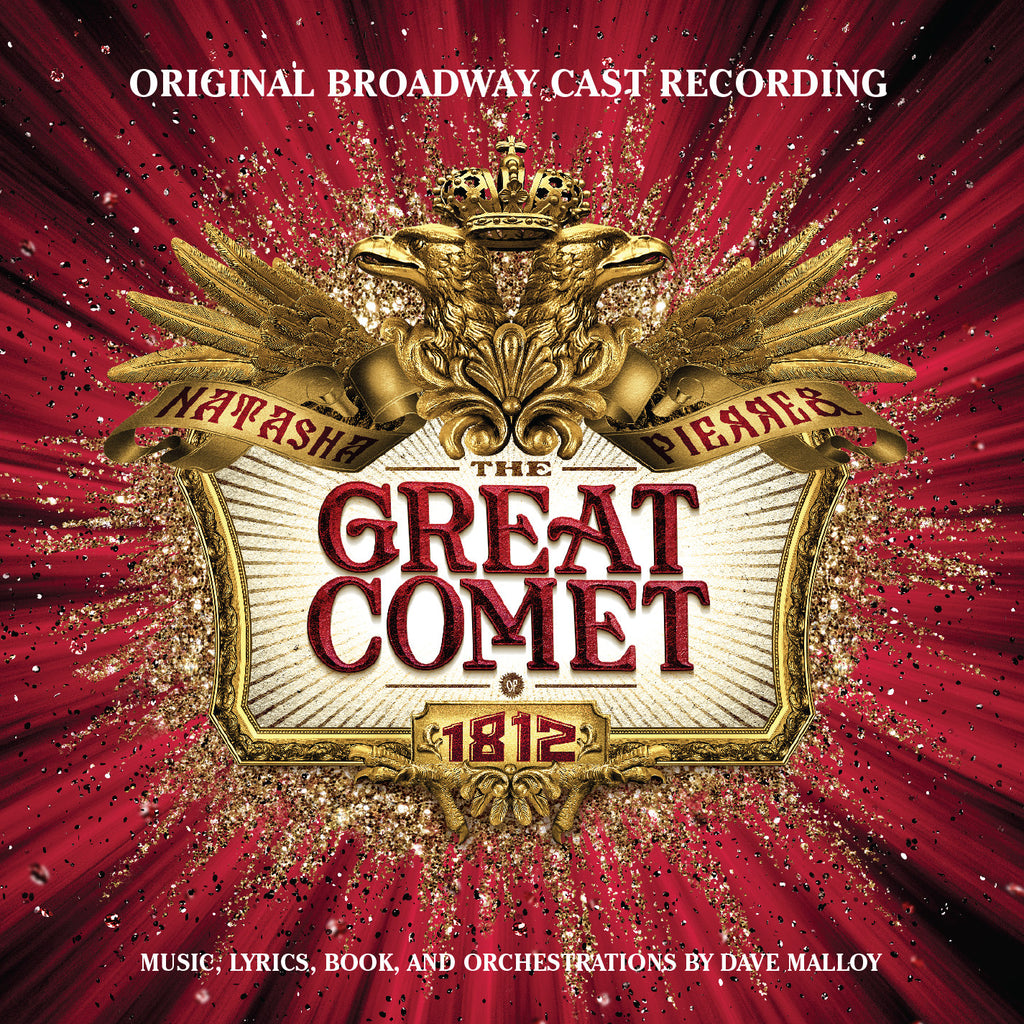 Natasha, Pierre & The Great Comet Of 1812 (Original Broadway Cast Recording) - 2CD