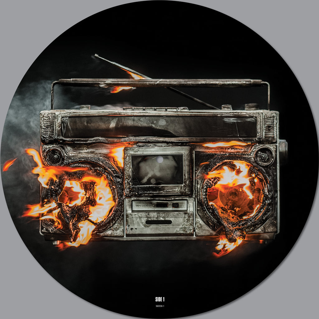 REVOLUTION RADIO (PICTURE DISC)