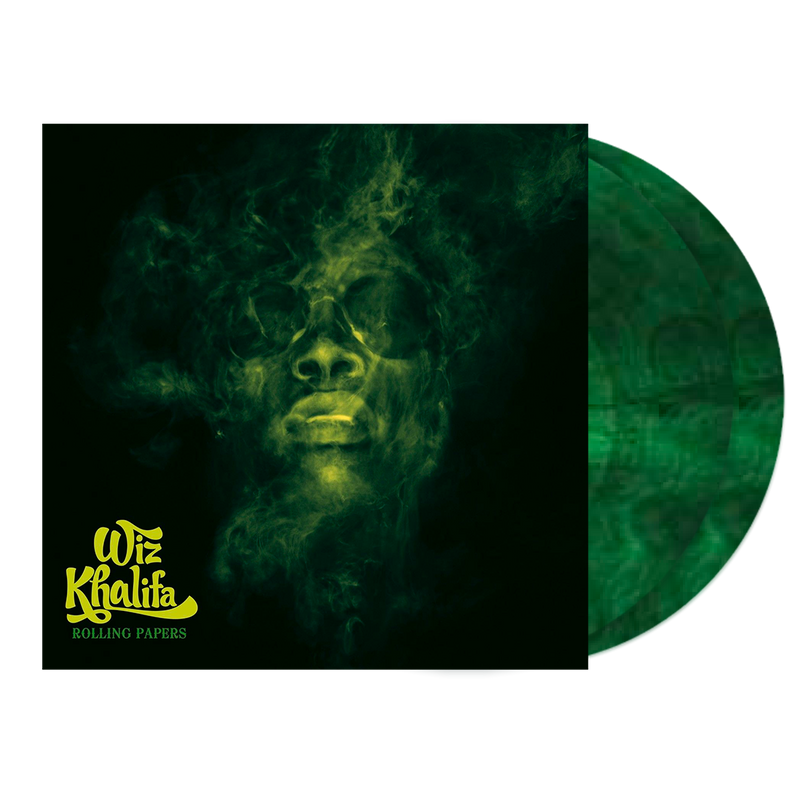Rolling Papers (Limited Edition Green Galaxy Vinyl)