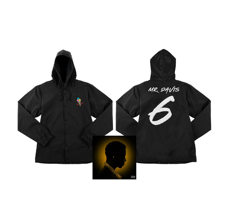 Mr. Davis Coaches Jacket Bundle