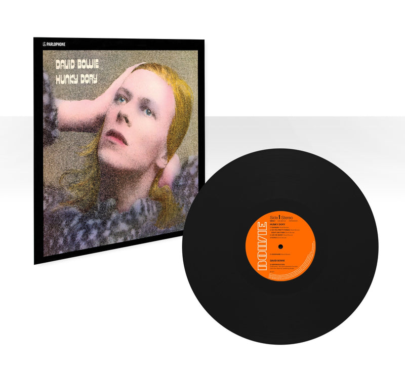 "Hunky Dory (12"" Remastered Vinyl)"