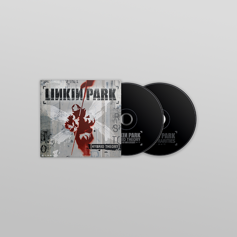Hybrid Theory: 20th Anniversary Edition Deluxe 2CD