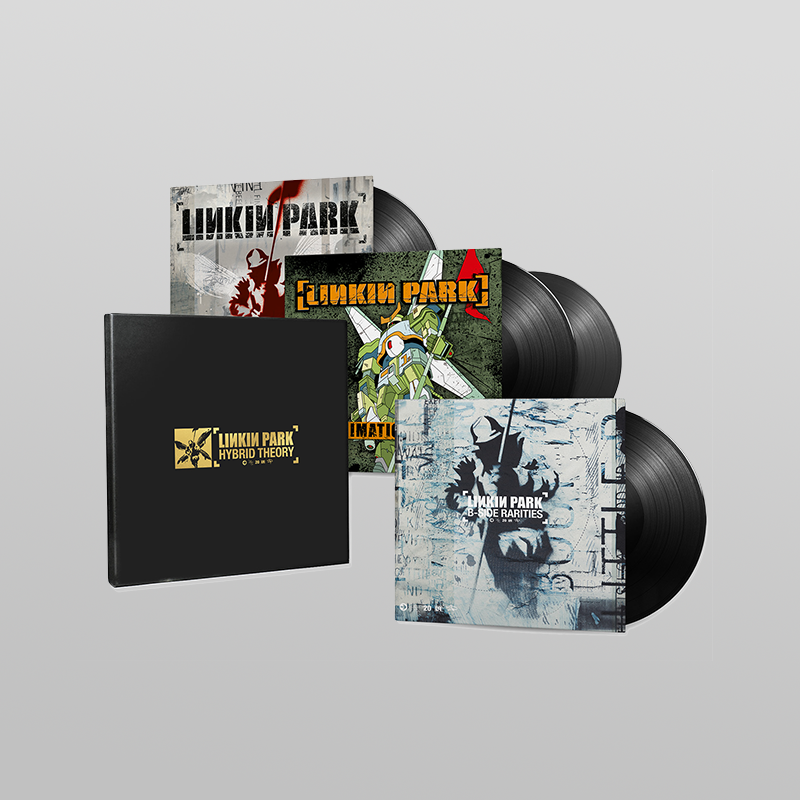 Hybrid Theory: 20th Anniversary Edition Vinyl Deluxe Box Set