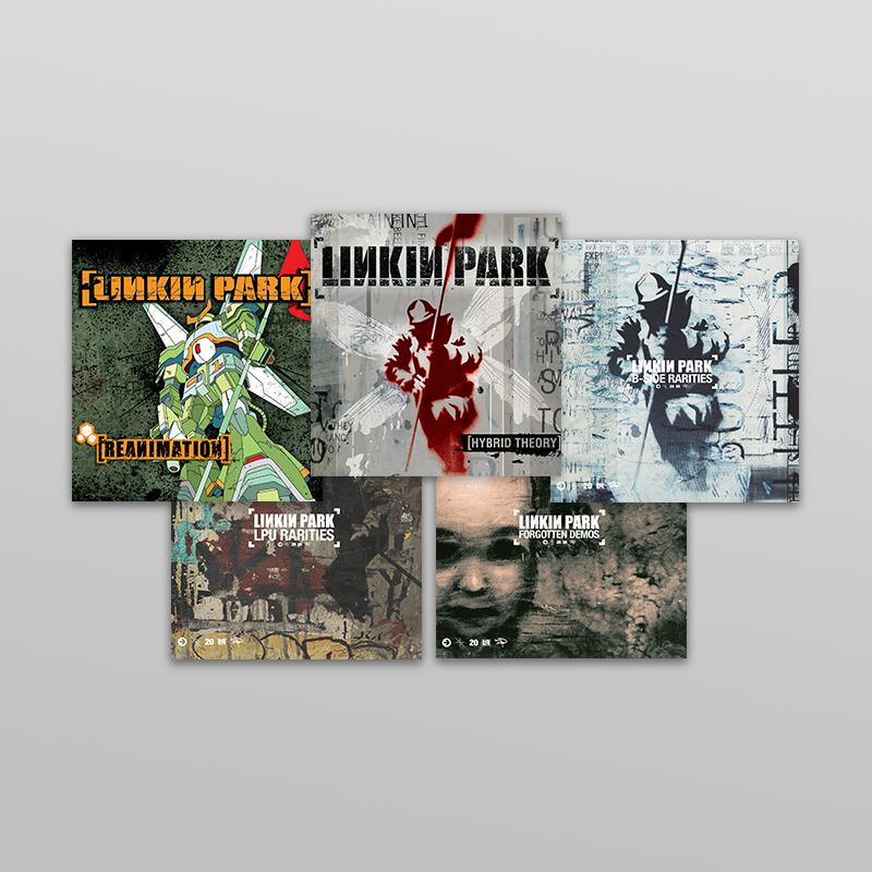 Hybrid Theory: 20th Anniversary Edition Digital Download