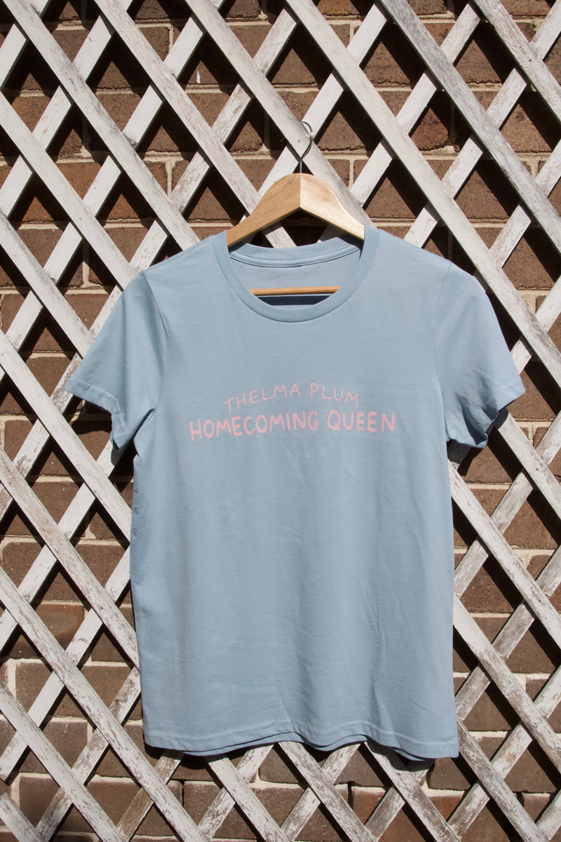 Handwritten homecoming with Large Llama back print