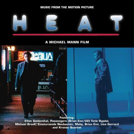 Heat Soundtrack (2LP)