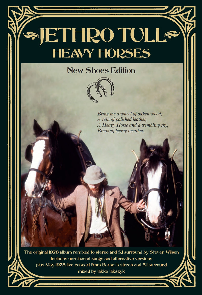 Heavy Horses (New Shoes Edition)