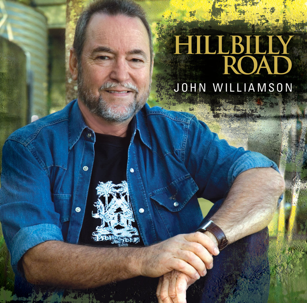 Hillbilly Road (CD) | John Williamson